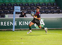 26th December 2020; Twickenham Stoop, London, England; English Premiership Rugby, Harlequins versus Bristol Bears; Marcus Smith of Harlequins scores the last try of the game in the last few seconds