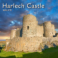 Images of Harlech Castle Wales | Pictures & Photos