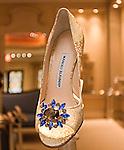 Shoe, Manola Blahnik, Las Vegas, Nevada