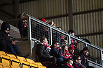 St Johnstone v Aberdeen…13.12.17…  McDiarmid Park…  SPFL<br />The disabled seating area in the Main Stand<br />Picture by Graeme Hart. <br />Copyright Perthshire Picture Agency<br />Tel: 01738 623350  Mobile: 07990 594431