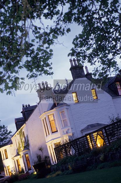 "Europe/Grande Bretagne/Ecosse/Moray/Speyside/Glenvilet : Hôtel de charme ""Minmore House"""