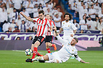 Real Madrid Sergio Ramos and Athletic Club Inigo Lekue during La Liga match between Real Madrid and Athletic Club at Santiago Bernabeu Stadium in Madrid. April 19, 2017. (ALTERPHOTOS/Borja B.Hojas)