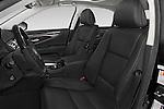 Front seat view of a 2015 Lexus LS 460 4 Door Sedan front seat car photos