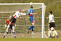 20040508    Copyright Pic: James Stewart.File Name : jspa08_clyde_v_ict.CRAIG MACMILLAN SCORES CALEY'S WINNER....James Stewart Photo Agency 19 Carronlea Drive, Falkirk. FK2 8DN      Vat Reg No. 607 6932 25.Office     : +44 (0)1324 570906     .Mobile  : +44 (0)7721 416997.Fax         :  +44 (0)1324 570906.E-mail  :  jim@jspa.co.uk.If you require further information then contact Jim Stewart on any of the numbers above.........
