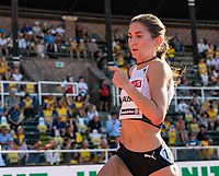 4th July 2021; Stockholm Olympic Stadium, Stockholm, Sweden; Diamond League Grand Prix Athletics, Bauhaus Gala; Gesa Krause