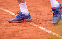 Hilversum, The Netherlands,  August 17, 2021,  Tulip Tennis Center, NKS, National Senior Tennis Championships, Footfoult<br /> Photo: Tennisimages/Henk Koster