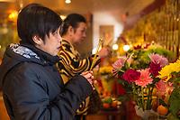 Le Nouvel An Chinois, 10 fevrier 2013, a Brossard <br /> <br /> <br /> <br /> PHOTO :  Agence Quebec Presse