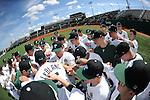 Tulane baseball opens their 2014 season by downing Arkansas Pine-Bluff, 7-0, at Greer Field at Turchin Stadium.