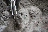 mud trails<br /> <br /> Grand Prix Adrie van der Poel, Hoogerheide 2016<br /> UCI CX World Cup
