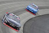 #19: Brandon Jones, Joe Gibbs Racing, Toyota Camry Toyota XYO Networks, #1: Elliott Sadler, JR Motorsports, Chevrolet Camaro Chevrolet OneMain Financial