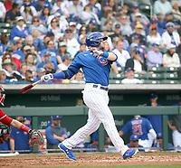 Ian Happ - Chicago Cubs 2020 spring training (Bill Mitchell)
