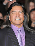Gil Birmingham  attends The Los Angeles premiere of Summit Entertainment's THE TWILIGHT SAGA: BREAKING DAWN PART 1 HELD AT Nokia Theatre at L.A. Live in Los Angeles, California on November 14,2011                                                                               © 2011 DVS / Hollywood Press Agency