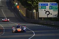 #65 PANIS RACING (FRA) Oreca 07 - Gibson LMP2 - Julien Canal (FRA) / Will Stevens (GBR) / James Allen (AUS)