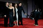 Mostra Internazionale del Cinema di Venezia, Venice Film Festival 2004.Tom Hanks, Steven Spielberg