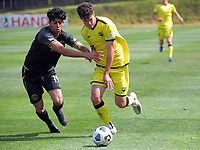 210124 ISPS Handa Football - Team Wellington v Wellington Phoenix Reserves