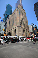Toronto (ON) CANADA - July 2012 - Bay Street Financial District,Bank of Nova Scotia