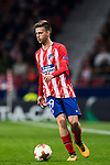 Sergio Gonzalez Testan of Atletico de Madrid in action during the UEFA Europa League 2017-18 Round of 32 (2nd leg) match between Atletico de Madrid and FC Copenhague at Wanda Metropolitano  on February 22 2018 in Madrid, Spain. Photo by Diego Souto / Power Sport Images