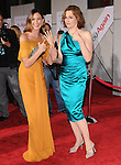 """Odette Yustman and Sigourney Weaver wearing David Meister  at The Touchstone Pictures' World Premiere of """"You Again"""" held at The El Capitan Theatre in Hollywood, California on September 22,2010                                                                               © 2010 Hollywood Press Agency"""