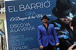 El Barrio presents its new record work on October 22, 2019 in Madrid, Spain.(ALTERPHOTOS/ItahisaHernandez)