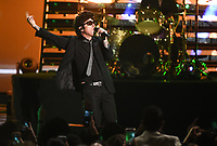 LOS ANGELES- DECEMBER 12: Billie Joe Armstrong and Green Day perform onstage at the Game Awards 2019 at the Microsoft Theater on December 12, 2019 in Los Angeles, California. (Photo by Frank Micelotta/PictureGroup)