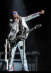 """Matthew Bellamy OF MUSE performs live at Honda Center during their """"Resistance Tour 2010"""" in Anaheim, California on September 23,2010                                                                   Copyright 2010  DVS / RockinExposures"""