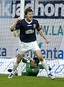 12/01/2008    Copyright Pic: James Stewart.File Name : sct_jspa18_falkirk_v_aberdeen.DARREN BARR CELEBARTES AFTER SCORING FALKIRK'S FIRST.James Stewart Photo Agency 19 Carronlea Drive, Falkirk. FK2 8DN      Vat Reg No. 607 6932 25.Office     : +44 (0)1324 570906     .Mobile   : +44 (0)7721 416997.Fax         : +44 (0)1324 570906.E-mail  :  jim@jspa.co.uk.If you require further information then contact Jim Stewart on any of the numbers above.........