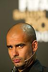 Pep Guardiola (ESP) Kandidat fuer den FIFA Ballon D'Or fuer den besten Coach (Andreas Meier/EQ Images)