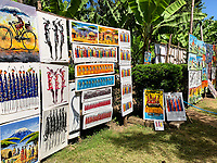 Tanzania. Mto wa Mbu, Artists' Paintings for Sale.