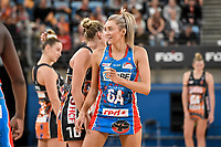 6th June 2021; Ken Rosewall Arena, Sydney, New South Wales, Australia; Australian Suncorp Super Netball, New South Wales, NSW Swifts versus Giants Netball; Helen Housby of NSW Swifts