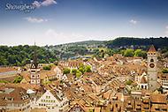 Image Ref: SWISS059<br /> Location: Schaffhausen, Switzerland<br /> Date of Shot: 20th June 2017
