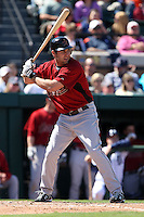 March 5, 2010:  Lance Berkman of the Houston Astros during a Spring Training game at Joker Marchant Stadium in Lakeland, FL.  Photo By Mike Janes/Four Seam Images
