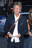 """Eric Clapton<br /> at the Special Screening of The Beatles Eight Days A Week: The Touring Years"""" at the Odeon Leicester Square, London.<br /> <br /> <br /> ©Ash Knotek  D3154  15/09/2016"""