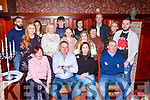 Anthony O'Leary, Kilcummin celebrated his 50th birthday with his family in the International Hotel on Saturday night