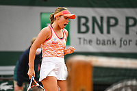 8th October 2020, Roland Garros, Paris, France; French Open tennis, Roland Garros 2020;   Sofia Kenin - Usa
