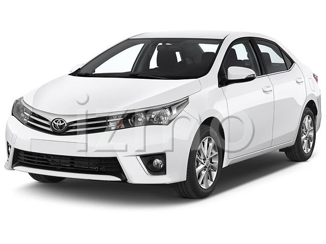 2014 Toyota Corolla Comfort Sedan