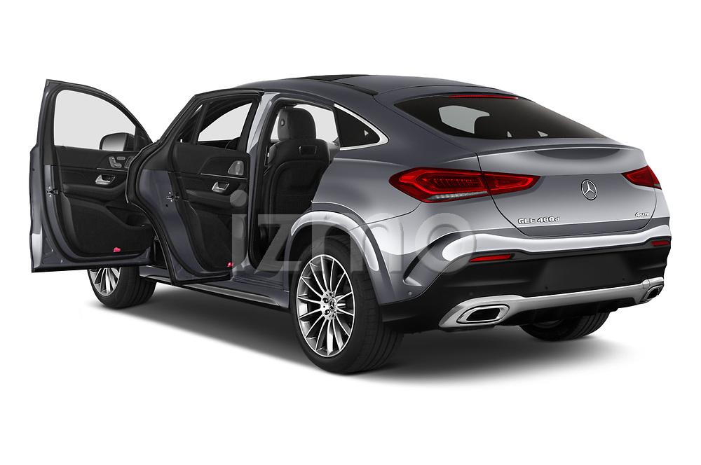 Car images of 2020 Mercedes Benz GLE - 5 Door SUV Doors