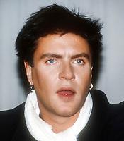 Simon Le Bon 1985<br /> Photo By John Barrett/PHOTOlink