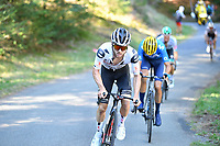 10th September 2020, Chauvigny to Sarran Correze, France; 107th Tour de France Cycling tour, stage 12;  Sunweb Hirschi, Marc Sarran in Correze