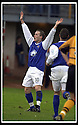 18/01/2003                   Copyright Pic : James Stewart.File Name : stewart-alloa v qots12.PETER WEATHERSON CELEBRATES AFTER SCORING QUEEN OF THE SOUTH'S SECOND GOAL......James Stewart Photo Agency, 19 Carronlea Drive, Falkirk. FK2 8DN      Vat Reg No. 607 6932 25.Office     : +44 (0)1324 570906     .Mobile  : +44 (0)7721 416997.Fax         :  +44 (0)1324 570906.E-mail  :  jim@jspa.co.uk.If you require further information then contact Jim Stewart on any of the numbers above.........