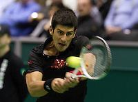 13-2-10, Rotterdam, Tennis, ABNAMROWTT, Novak Djokovic