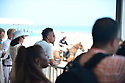 MIAMI BEACH, FL - APRIL 25: Cuba Gooding Jr. (C) attends The World Polo League Beach Polo Miami Beach on April 25, 2021 in Miami Beach, Florida.  ( Photo by Johnny Louis / jlnphotography.com )