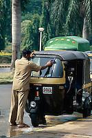 Scooter in Bangalore (Karnataka), Indien
