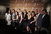 September 15 2013 - , actors from Les chefs<br />  attend the GEMEAU Gala