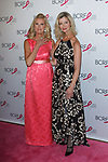 """Sandra Lee and Simone Winston attend The Breast Cancer Research Foundation """"Super Nova"""" Hot Pink Party on May 12, 2017 at the Park Avenue Armory in New York City."""