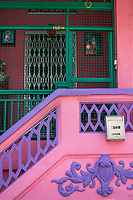 Stilt House, Beachside Villa, East Coast Road, Joo Chiat District, Singapore.