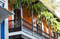 Street scenes of Old San Juan<br /> Puerto Rico
