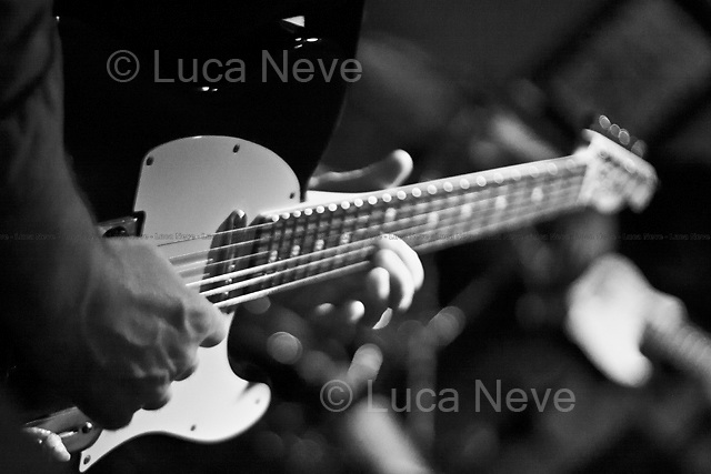 Musician - London 2011