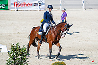 SWE-Christoffer Forsberg rides Hippo's Sapporo during the Dressage. 2021 SUI-FEI European Eventing Championships - Avenches. Switzerland. Thursday 23 September 2021. Copyright Photo: Libby Law Photography
