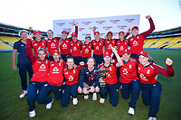 210307 International Women's T20 Cricket - NZ White Ferns v England