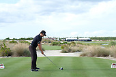 Patrick Cantlay during the second round of the 2018 Hero World Challenge being played at The Albany Resort, Bahamas.<br />  Picture Stuart Adams, www.golftourimages.com: \30/11/2018\